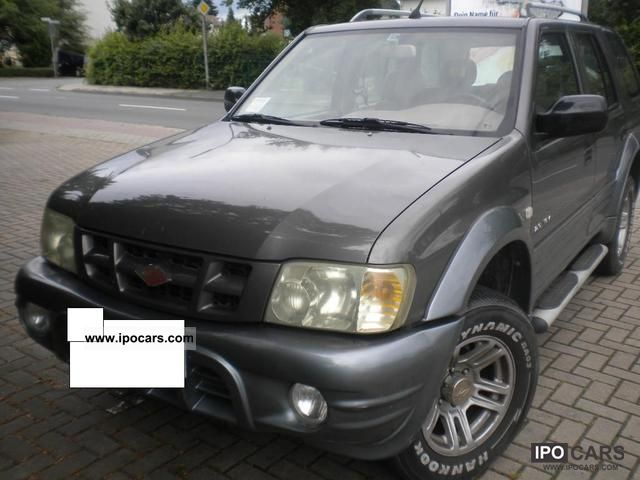 2007 Landwind  SC2 2.0 2.0 16V ENGINE MITSUBISCHI Off-road Vehicle/Pickup Truck Used vehicle photo
