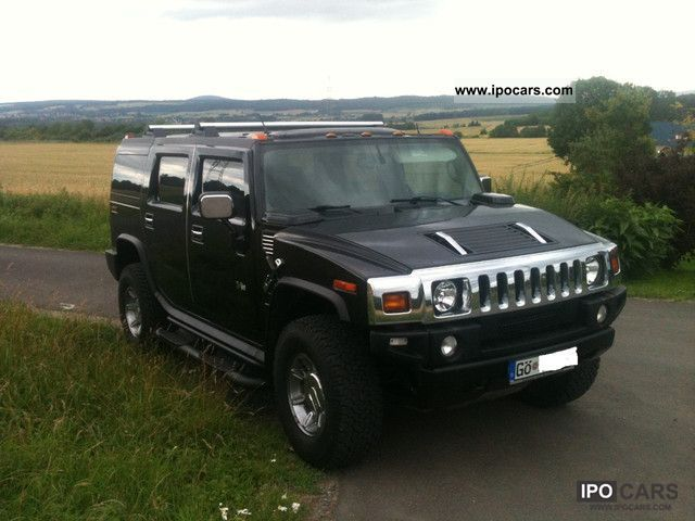 Hummer  H2 gas Luxury/6L V8/LPG 2003 Liquefied Petroleum Gas Cars (LPG, GPL, propane) photo