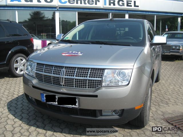 2009 Lincoln  MKX SUV 4x4 Entertaiment / DVD, ESD Off-road Vehicle/Pickup Truck Used vehicle photo