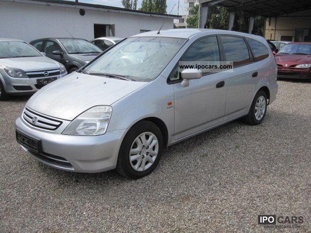 2012 Honda  Stream 1.7i ES Van / Minibus Used vehicle photo