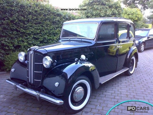 Austin  FX3 / FL1 1955 Vintage, Classic and Old Cars photo