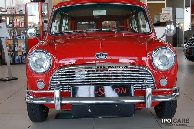 Austin  Mini Traveller Countryman Woody 1963 Vintage, Classic and Old Cars photo