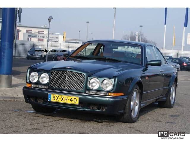 1997 Bentley  OTHER Coninental T Coupe Sports car/Coupe Used vehicle photo