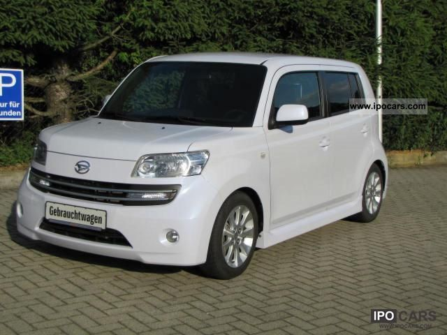 2009 daihatsu materia m4 car photo and specs. Black Bedroom Furniture Sets. Home Design Ideas