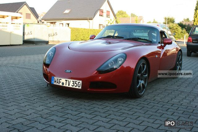 2004 TVR  T350 C Sports car/Coupe Used vehicle photo