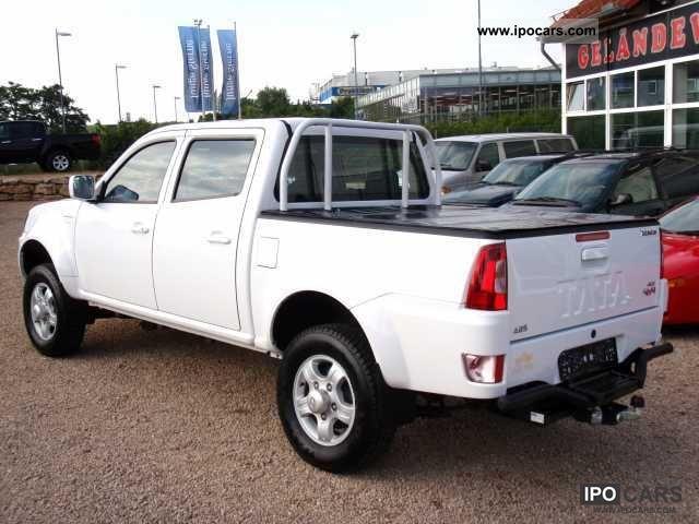 Bmw Pick Up Truck >> 2012 Tata Xenon Pickup 4x4 2.2 diesel DOKA mtl.292 ...