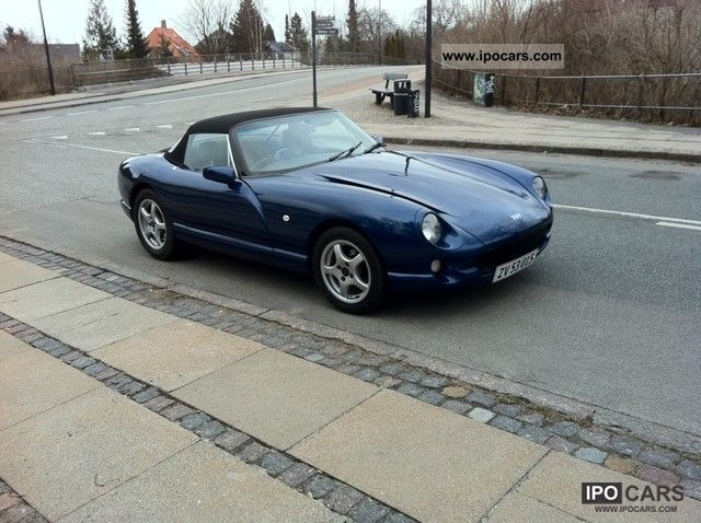 1995 TVR  Chimaera Cabrio / roadster Used vehicle photo