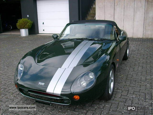 1994 tvr griffith 430 v8 car photo and specs. Black Bedroom Furniture Sets. Home Design Ideas