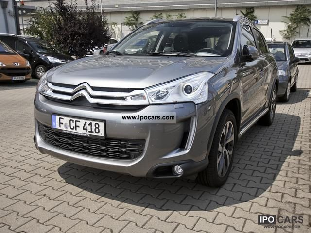 2012 citroen c4 hdi 150 aircross exclusive 4wd navi. Black Bedroom Furniture Sets. Home Design Ideas