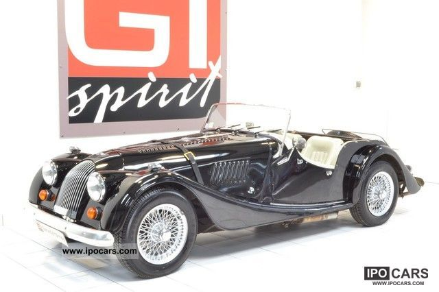 Morgan  4/4 1979 Vintage, Classic and Old Cars photo