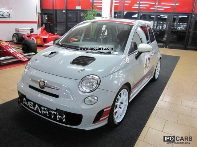 2012 Abarth  500 Assetto Corse Other New vehicle photo