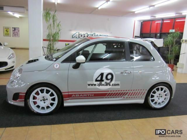 2012 abarth 500 assetto corse car photo and specs. Black Bedroom Furniture Sets. Home Design Ideas