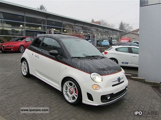 2012 Abarth  500C 1.4 140 HP auto Tjet Cabrio / roadster New vehicle photo