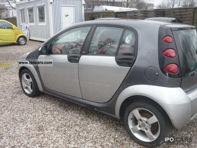 Brabus Smart ForFour 2005 Brabus Smart ForFour 2005 Photo 01 – Car ...