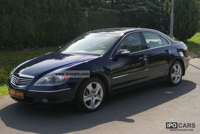 2005 Acura  RL SH-AWD 3.5L 300HP FULL Limousine Used vehicle photo
