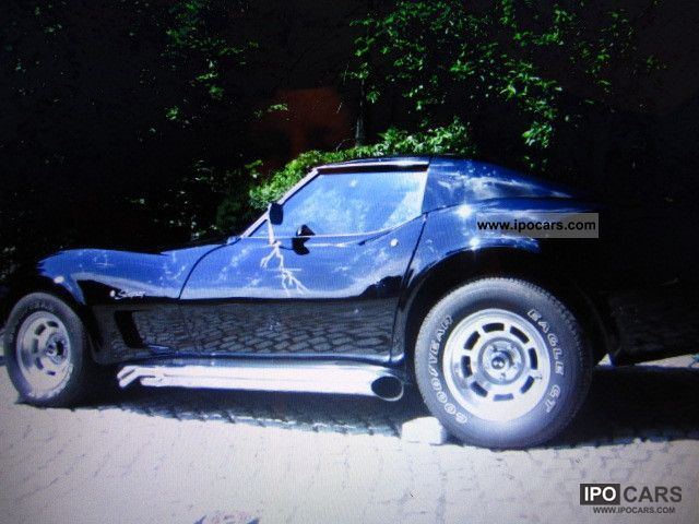 1974 Corvette  C4 Sports car/Coupe Used vehicle photo