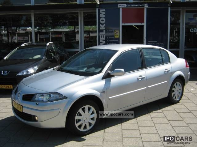 2007 Renault  Megane 2.0i 16v TECH-LINE/35.000 KM Limousine Used vehicle photo