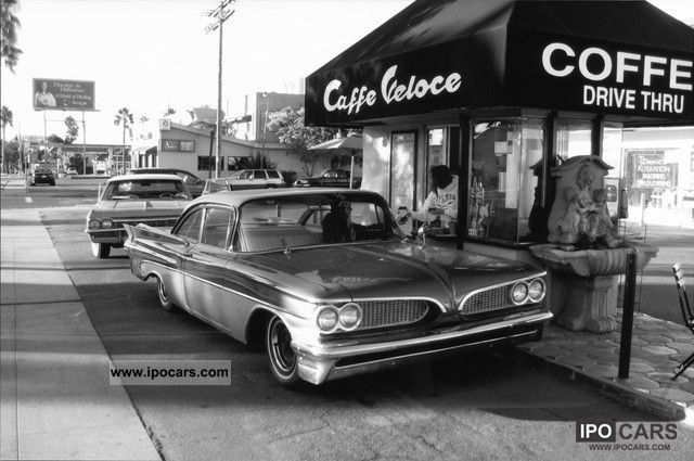Pontiac  Star Chief 1959 Vintage, Classic and Old Cars photo
