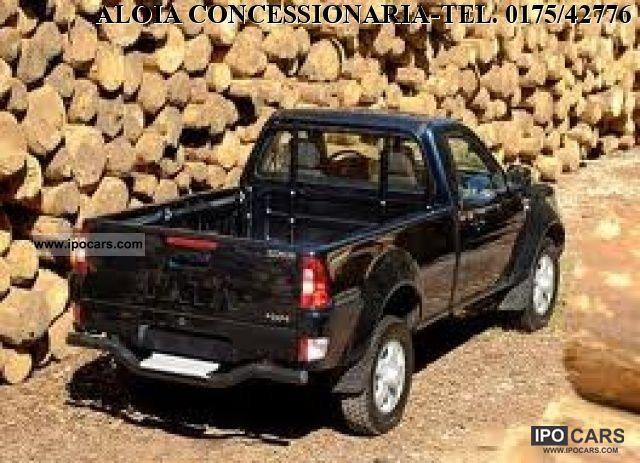2012 Tata  Xenon 2.2 4x4 PC Cassonato Other New vehicle photo