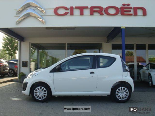 2012 Citroen  C1 Cool & Sound Small Car New vehicle photo