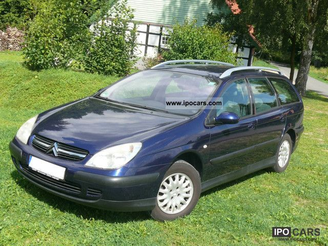 2004 citroen c5 2 2 hdi air ahk alu car photo and specs. Black Bedroom Furniture Sets. Home Design Ideas