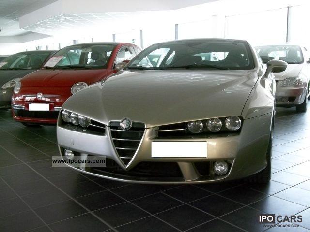 2007 Alfa Romeo  Brera Sky Window 2.4 JTDm 20V Sports car/Coupe Used vehicle photo