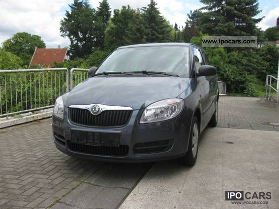 2009 Skoda  Fabia 1.2 HTP COOL EDITION by INJOY package Small Car Used vehicle photo