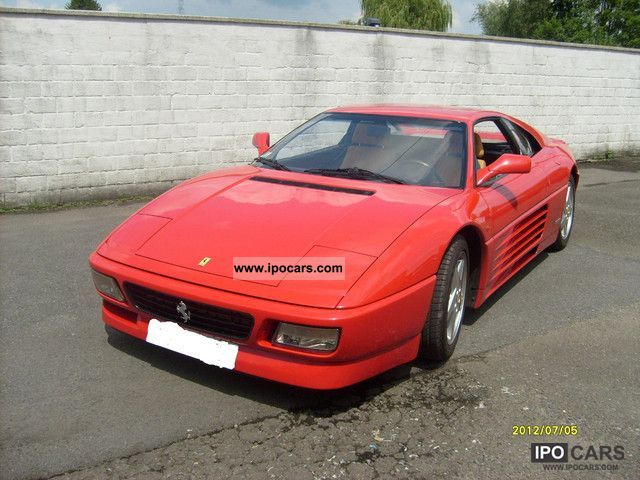 1991 Ferrari  348 TB QV Sports car/Coupe Used vehicle photo