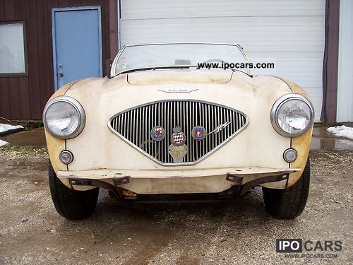 Austin Healey  Other 1956 Vintage, Classic and Old Cars photo