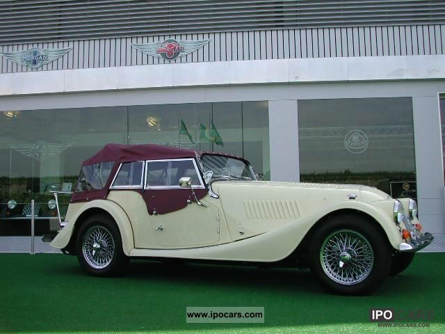 1968 Morgan  4/4 4 posti Cabrio / roadster Classic Vehicle photo