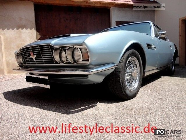 Aston Martin  DBS VANTAGE MARK I ** ** A DREAM CAR 1969 Vintage, Classic and Old Cars photo