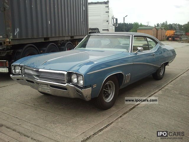 Buick  Skylark 1969 Vintage, Classic and Old Cars photo