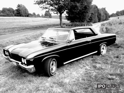 Buick  Skylark 1965 Vintage, Classic and Old Cars photo