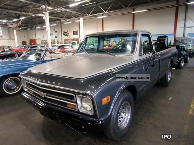 Chevrolet  C1500 / C10 1968 Vintage, Classic and Old Cars photo