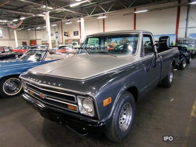 Chevrolet  S-10 / C-10 1968 Vintage, Classic and Old Cars photo