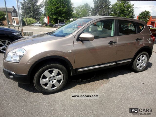 2009 nissan qashqai full leather car photo and specs. Black Bedroom Furniture Sets. Home Design Ideas