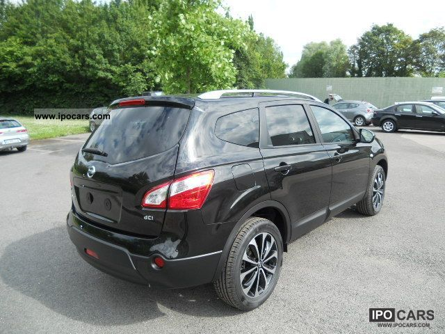 2012 nissan qashqai 2 1 5 l 110 dci connect edition. Black Bedroom Furniture Sets. Home Design Ideas