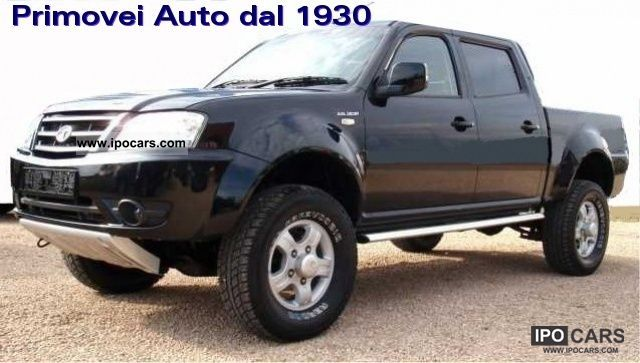 2012 Tata  Xenon Dop.Cab 2.2D. 4x4 Pick-up Other New vehicle photo