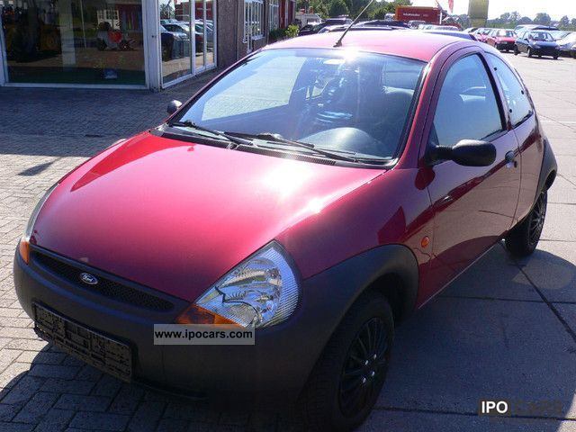 2012 Ford  TÜV / AU NEW Small Car Used vehicle photo