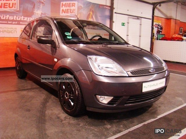 2005 Ford  Fiesta 1.4 16V Limousine Used vehicle photo