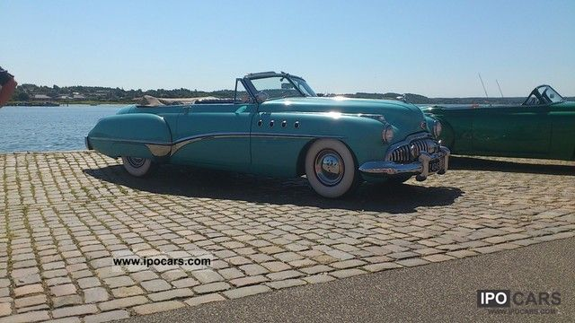 Buick  Roadmaster 1949 Vintage, Classic and Old Cars photo