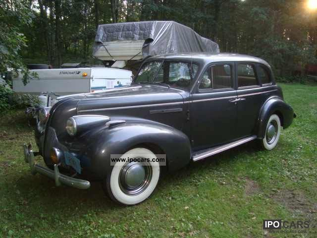 Buick  Special 1939 Vintage, Classic and Old Cars photo