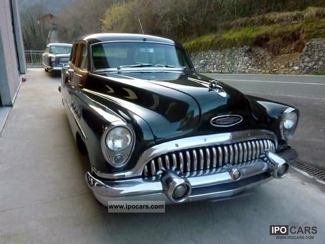 1953 buick roadmaster woody station car photo and specs. Cars Review. Best American Auto & Cars Review