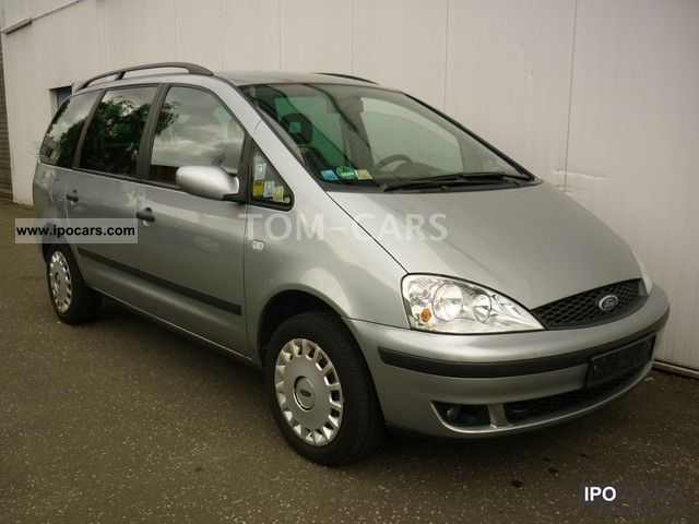 2003 Ford  Galaxy 2.3 16V 1.Hand Van / Minibus Used vehicle photo