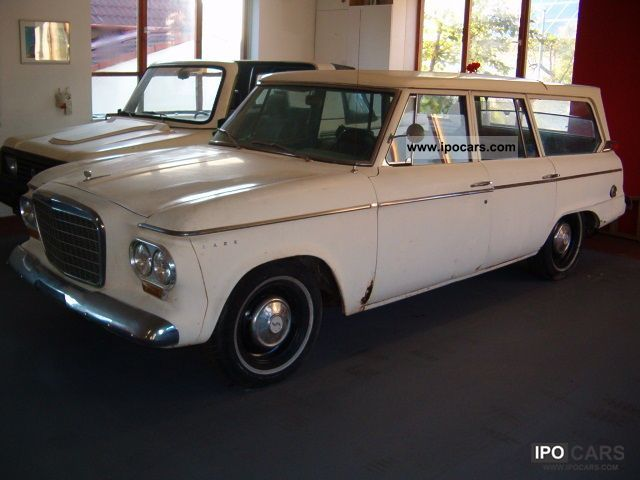 Plymouth  Studebaker combined orig. super rare WAGONAIRE!! 1963 Vintage, Classic and Old Cars photo