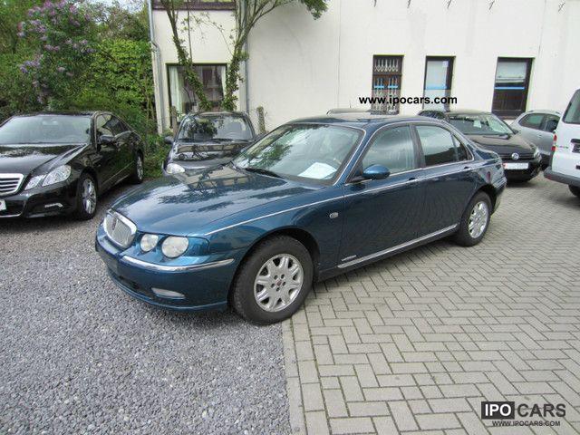 2012 Rover  75 2.0 V6 Celeste Limousine Used vehicle photo