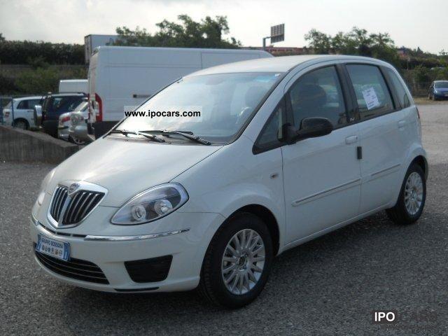 2012 lancia musa 1 3 mjt 95 cv diva car photo and specs - Lancia musa diva ...