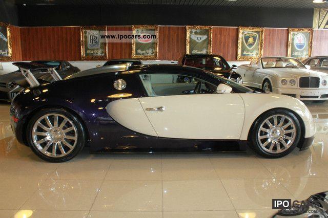 2009 bugatti veyron car photo and specs. Black Bedroom Furniture Sets. Home Design Ideas