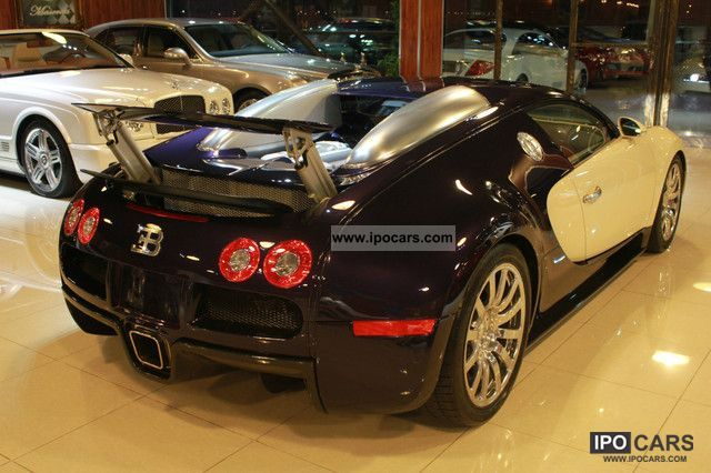 2009 bugatti veyron car photo and specs. Black Bedroom Furniture Sets. Home Design Ideas