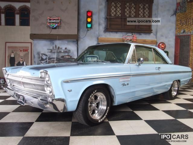 Plymouth  Fury III 1965 Vintage, Classic and Old Cars photo